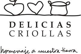 Logo Delicias Criollas