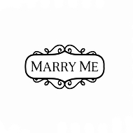 logo marry me